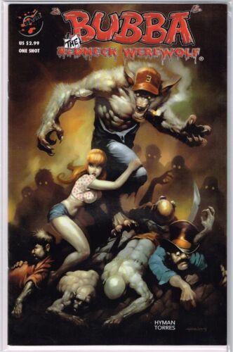 BUBBA REDNECK WEREWOLF #1 One-Shot 2015 Creature VF//NM Comic Vault 35