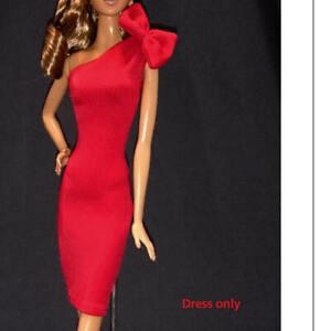 Handmade-Doll-dress-for-12-034-Doll-Barbie-Fashion-Royalty-Silkstone