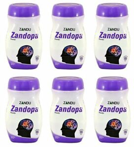 Zandu Zandopa Powder - 200 gm (Pack of 6)