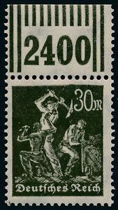 DR-1923-MiNr-243-I-W-OR-postfrisch-gepr-Weinbuch-Mi-80