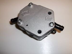 Yamaha v4 v6 2 stroke outboard fuel pump 6e5 24410 01 00 for Yamaha 150 2 stroke fuel consumption