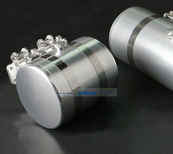 ALUM METAL fuel  oil tank 50mm for TAMIYA re GRe HAULER 1 14  migliore offerta