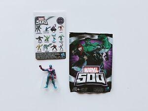 Marvel-500-Micro-Figures-Series-6-Blind-bag-figure-Marvel-039-s-Eel