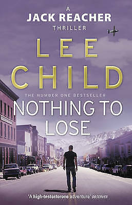 Nothing To Lose: (Jack Reacher 12), Acceptable, Lee Child, Book