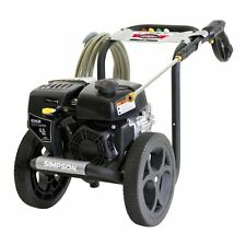 Simpson Megashot 2.4GPM 3100 PSI Gas Power Portable High Pressure Washer Cleaner