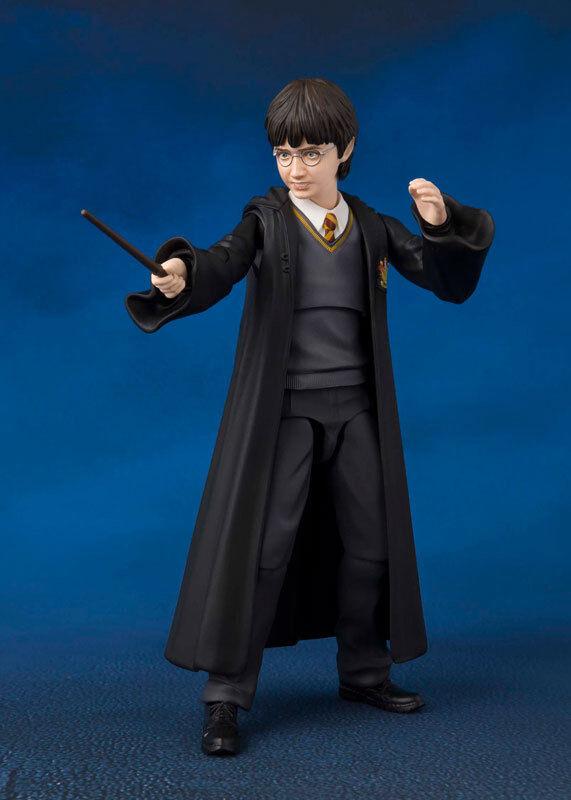 Harry Potter - Harry Potter (Bandai/Tamashii S.H.Figuarts Action Figure (Bandai/Tamashii Potter Nations) 82ef6a
