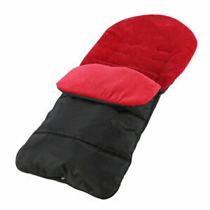 PREMIUM poussette manchon de pieds//Cosy Toes et Housses