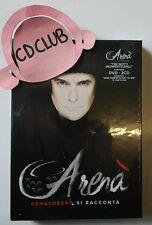 Renato Zero - Arenà 2CD+ Dvd + 17 cartoline (nuovo album/disco sigillato) arena