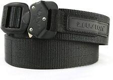 Fusion Tactical Police Military Trouser Gun Belt Medium 33 38x15 Black