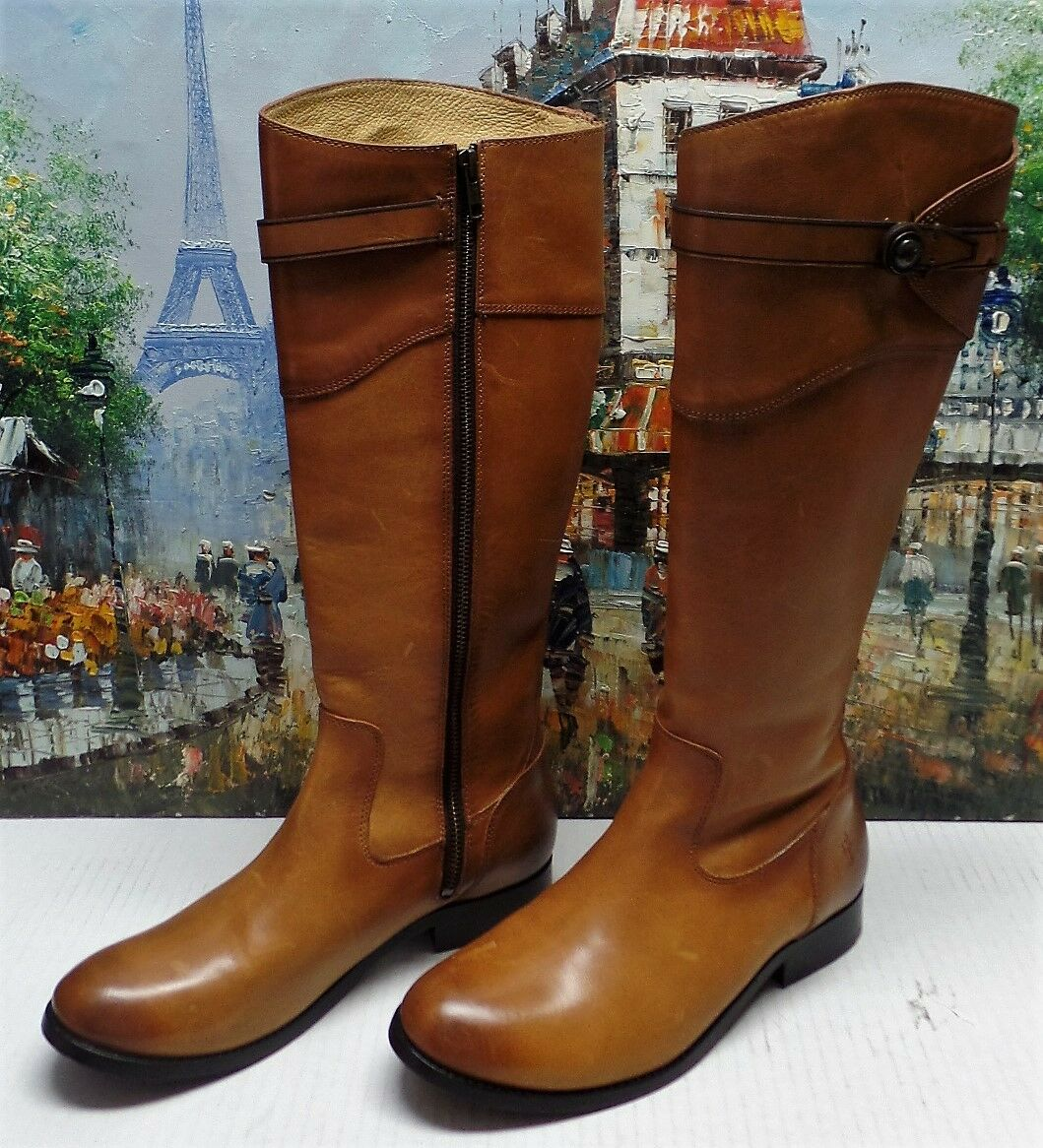 Frye 'Molly Button' Riding Boot - Size 8B -  358