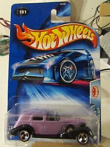 2014 #19 Mystery Car /'63 Ford T-Bird✿Purple//pink✿S2 Sealed w// sticker✿Hot Wheels