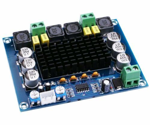 DC 12V-24V TPA3116D2 120Wx2 Stereo Digital Audio Power Amplifier Verstärker amp