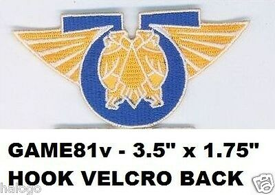 Warhammer 40k Ultra Marines Vel-kro Patch - GAME81V