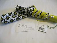 Vera Bradley Fanfare Umbrella Large Pop Open For Purse Tote Backpack Bag