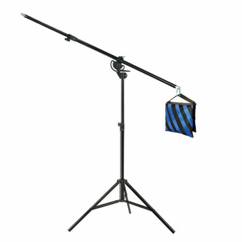 Ex-Pro H//Duty Umbrella Softbox Flash Light Boom Light Stand /& Weight Sand Bag