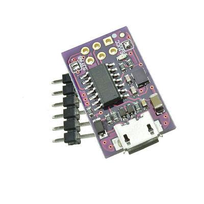 Bootloader Micro USB Tiny AVR ISP 5V ATtiny44 USBTinyISP Programmer A2TF