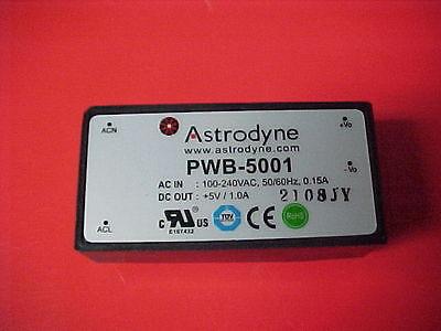 Astrodyne MSCC-5001 Power Supply 5W