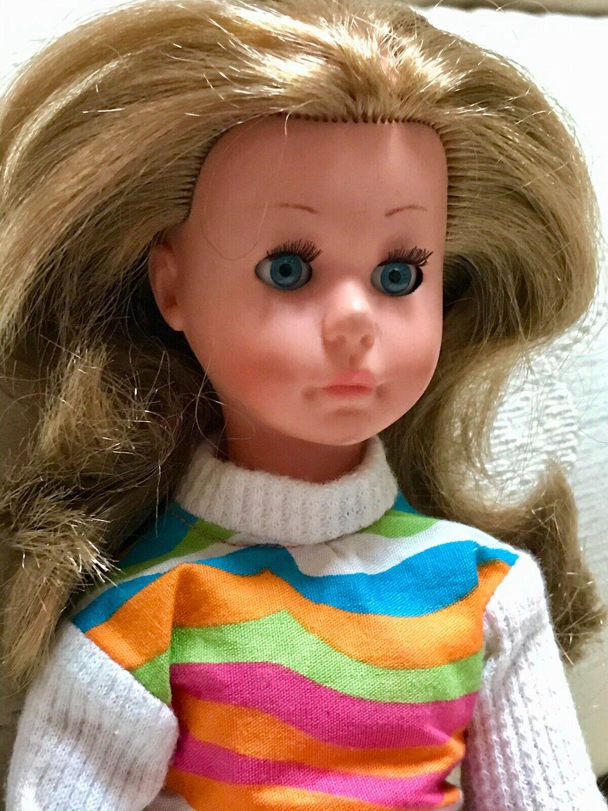 Puppe Italocremona 1966   Nr. 684 Original