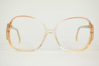 Atrio Vintage 238 54 [] 16 125 Trasparente Ovale Occhiali Montatura Nos-