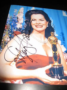 MARCIA-GAY-HARDEN-SIGNED-AUTOGRAPH-8x10-OSCAR-TROPHY-IN-PERSON-COA-AUTO-RARE-D