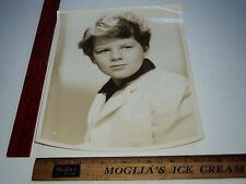 Rare Original VTG Child Star Billy Burrud 3 Kids and A Queen Roxy Theatre Photo