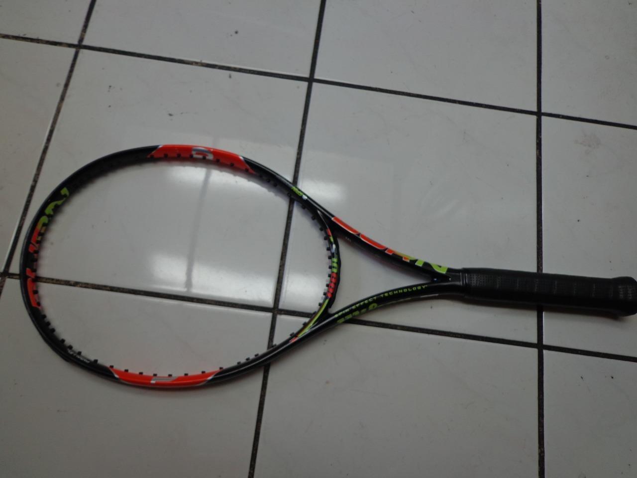 Wilson Original Burn 100ULS 18x16 4 1/2 grip Tennis Racquet