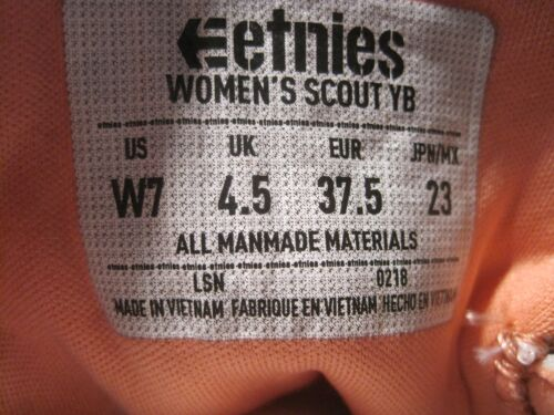 Women´s Etnies red Scout Etnies Women´s red Etnies Scout Women´s Grey Grey gBOaqB