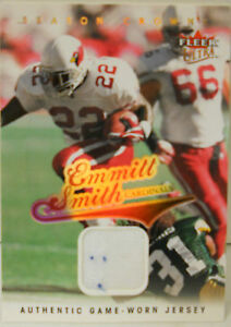2004 Fleer Ultra Emmitt Smith Sp Saison Couronnes Maillot Carte #298-349 cVpwffS4-09115834-809305723