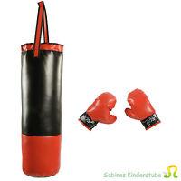 Eduplay Kinder Boxset Boxsack 5kg + Boxhandschuhe 5-8 Jahre Neu
