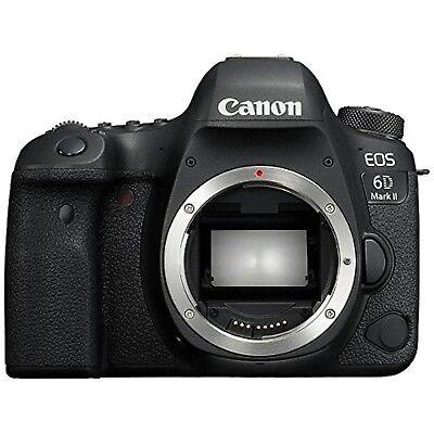 Canon EOS 6D Mark II BODY 26.2MP DSLR Camera Japan Domestic genuine products New