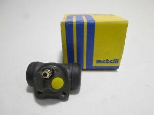 Cylinder Rear Brake SX Wheel Brake Metelli RENAULT Rapid