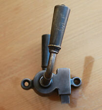 ancienne serrure de porte clé clef verrou loquet targette poignée