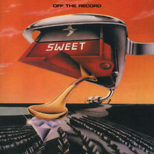 The Sweet ‎– Off The Record (Remastered with bonus track) CD NEW