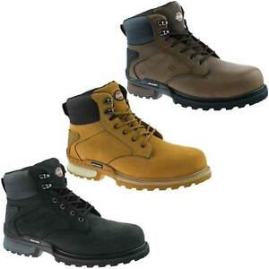 MENS DICKIES CANTON SAFETY BOOTS SIZE
