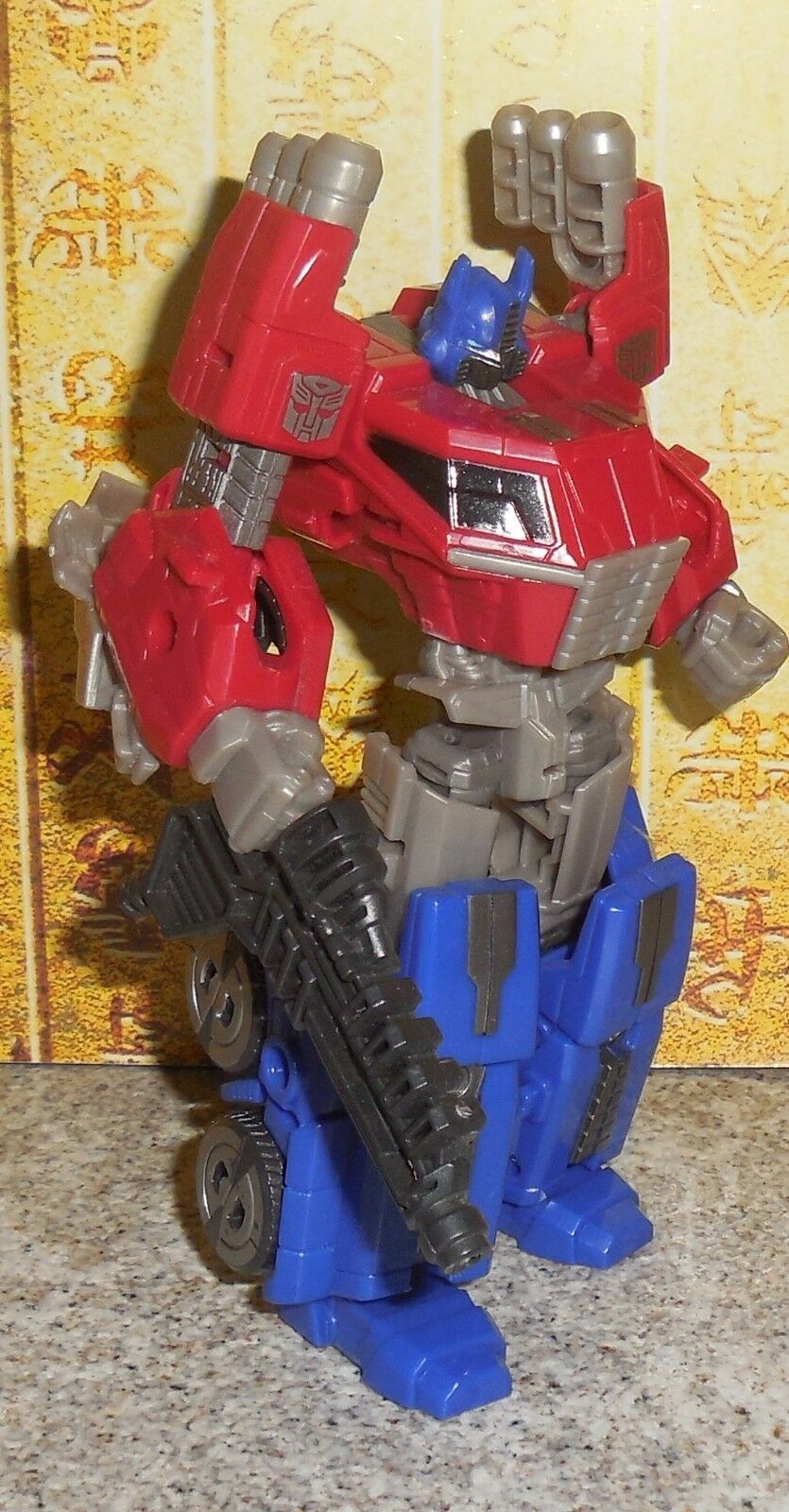 Transformers Fall of PRIME Cybertron OPTIMUS PRIME of Complete Generations Foc Deluxe 0bd848