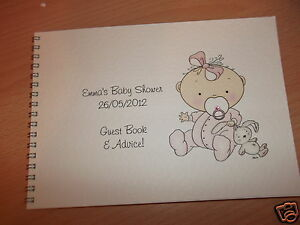 Great Image Is Loading BABY SHOWER NEW BABY MESSAGE GUEST BOOK ALBUM