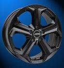 Autec Xenos 7 X 17 5 X 114.3 40 schwarz matt lackiert