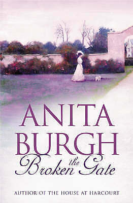 1 of 1 - (Good)-The Broken Gate (The Cresswell Inheritance Book One) (Paperback)-Anita Bu