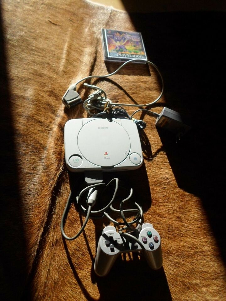 Playstation 1, SCPH-102
