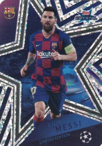 Topps Crystal Champions League 2019 2020-base Master Icon Limited selección