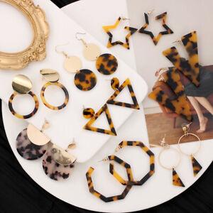 de-longues-boucles-d-039-oreilles-le-leopard-l-039-ecaille-de-tortue-resine-acrylique