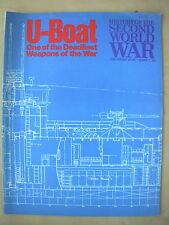 HISTORY OF THE SECOND WORLD WAR VOL 7 No 9 U-BOAT WARFARE