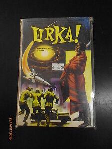 URKA n° 4 - ED. FRATELLI SPADA - 1971