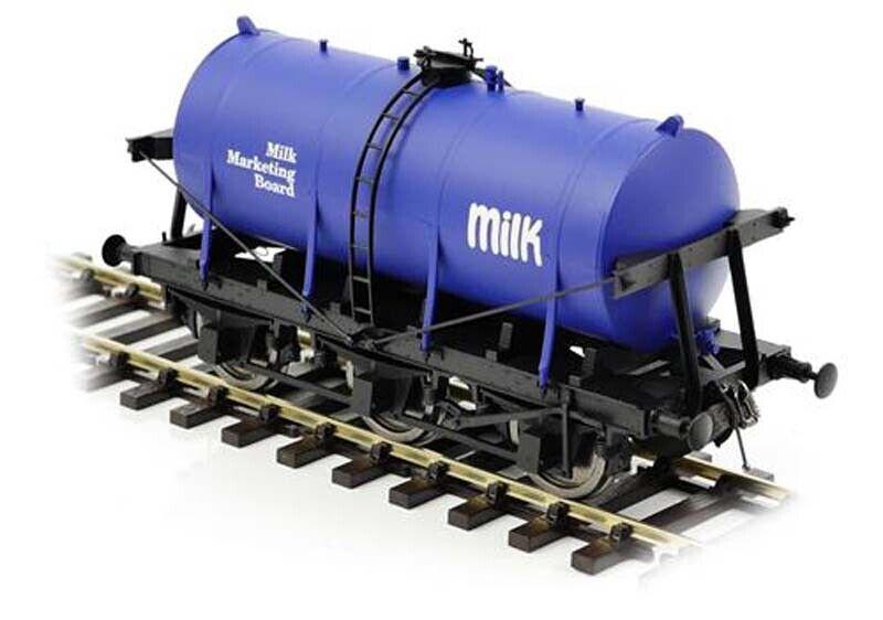 Dapol 6 rueda Milk Tank Milk Marketing tavola O Gauge DA7F031003