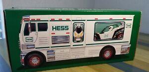 1980 Hess RV with ATV and Motorbike - NIB Wheelies, and More