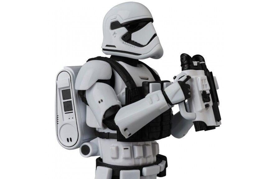 MAFEX Estrella Wars The Last Jedi No.68 STORMTROOPER Medicom Juguete Japan NEW