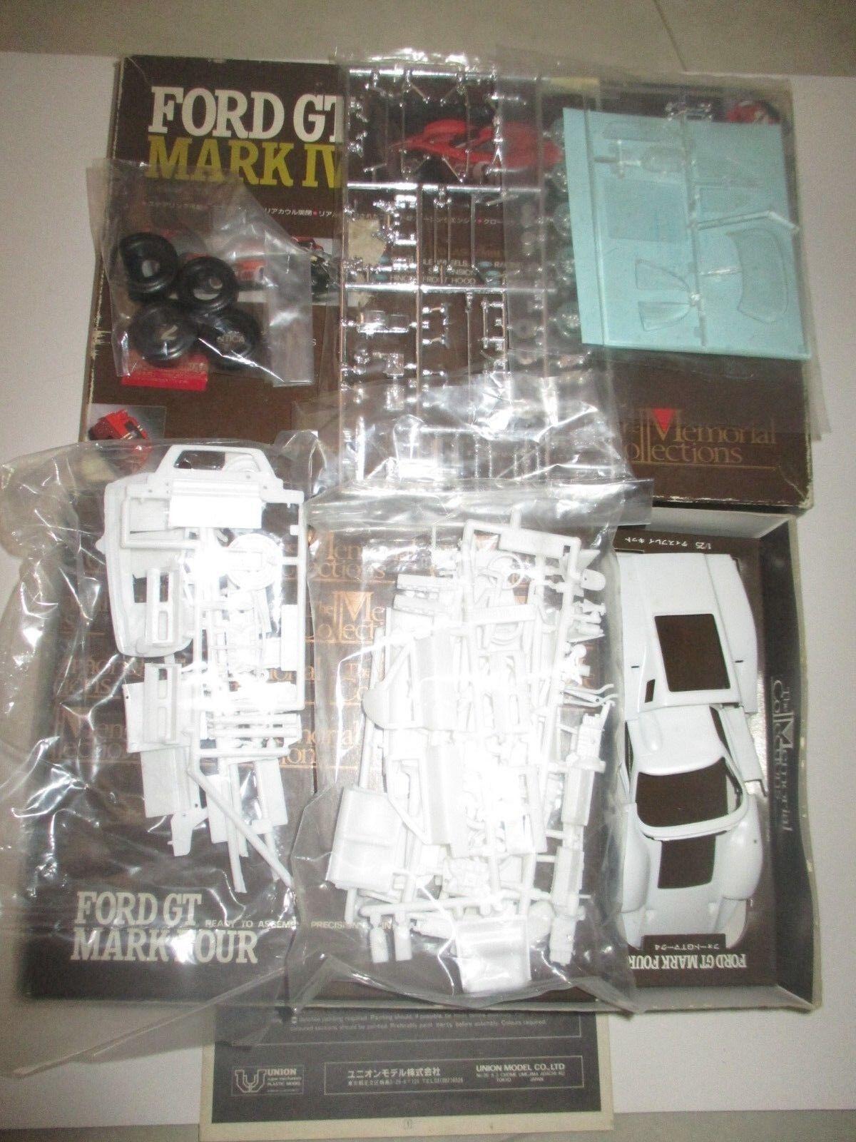 sconti e altro FORD GT MARK IV fatto IN JAPAN JAPAN JAPAN SCALA 1 25  online economico