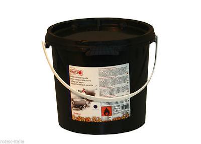 Rotex Pasta combustibile EVA FireBlitz gel tanica 5 lt per fornello fonduta