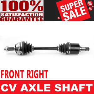CV Axle Assembly-Joint Half Shaft Front Right GSP NCV21532