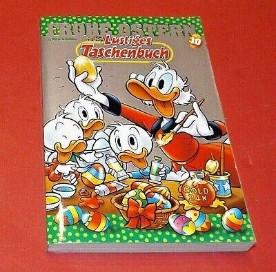 LTB Sonderband 10 Frohe Ostern Lustiges Taschenbuch Walt Disney ungelesen